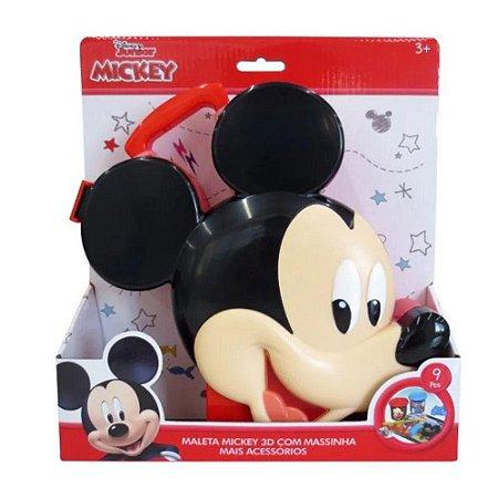 Maleta Mickey com Acessórios Br1281 Multikids