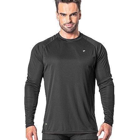 Camiseta Manga Longa Fator de Proteção UV50+ Masculina II