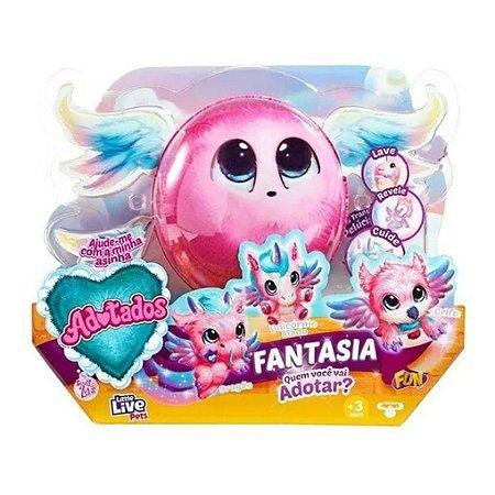 Pets Adotados Fantasia Series 5 Surpresa Little Live Fun
