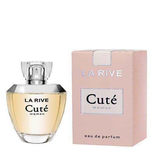 Perfume Cuté Woman La Rive Feminino Eau de Parfum 100ML