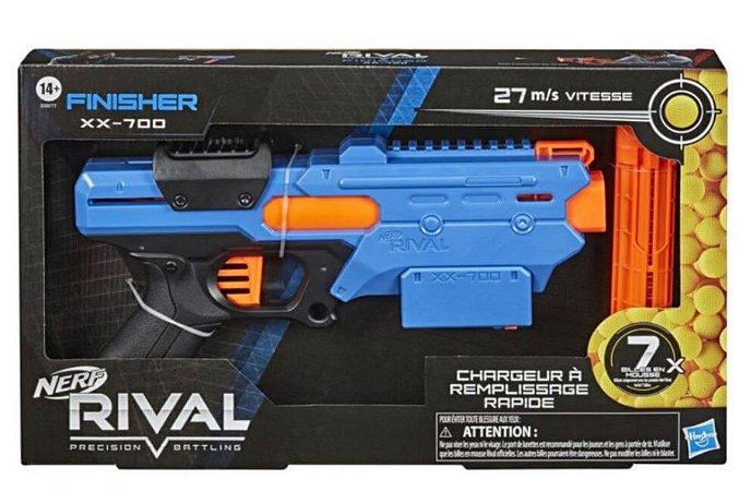Lançador Nerf Rival Finisher XX 700 - Hasbro E8877