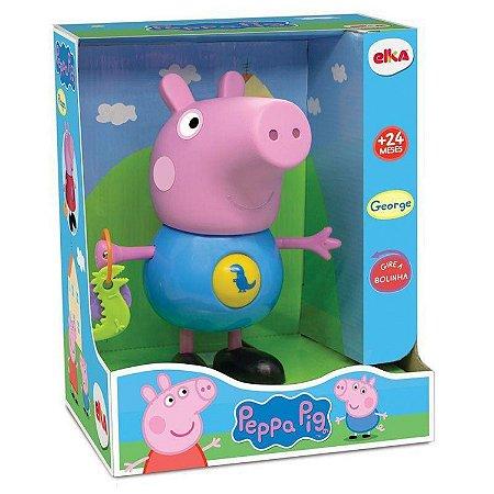 George com Atividades - Peppa Pig - Elka