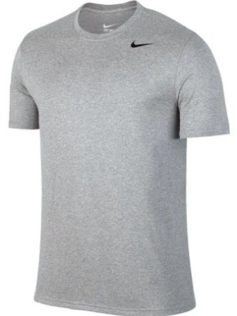 Camiseta Nike Legend 2.0 Masculina Cinza Mescla