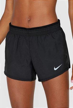 Shorts Bermuda Academia Nike 10k Feminino