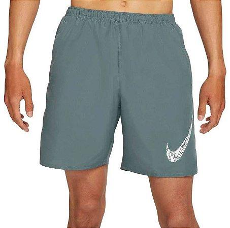 Short Nike Nk Run 7in Wr Bf Po Gx Cinza Masculino
