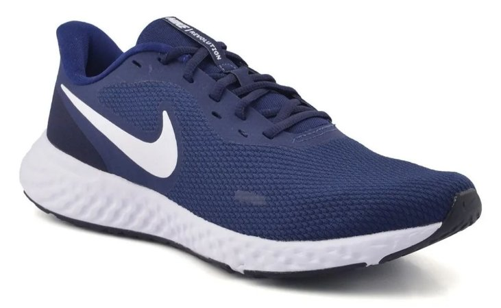 Tênis Nike Revolution 5 Feminino - Caminhada Masculino