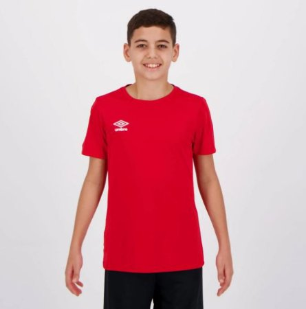Blusa Camiseta Umbro Twr Striker Juvenil Infantil