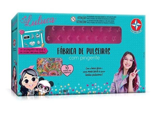 Fábrica De Pulseiras Da Luluca Com Pingentes Estrela