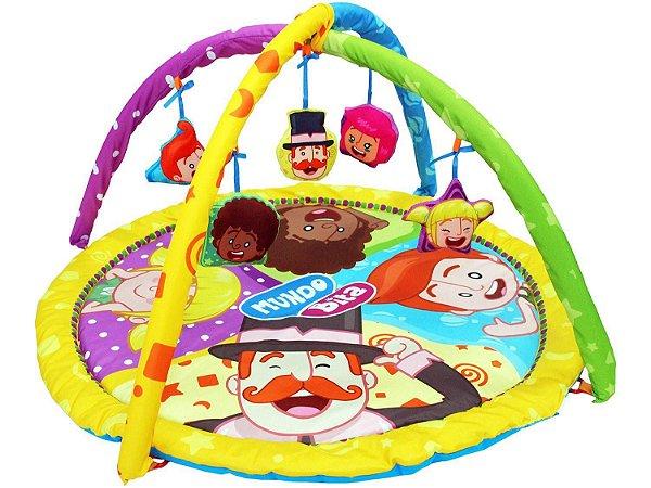 Tapete Mundo Bita Musical de Atividades da Yes Toys