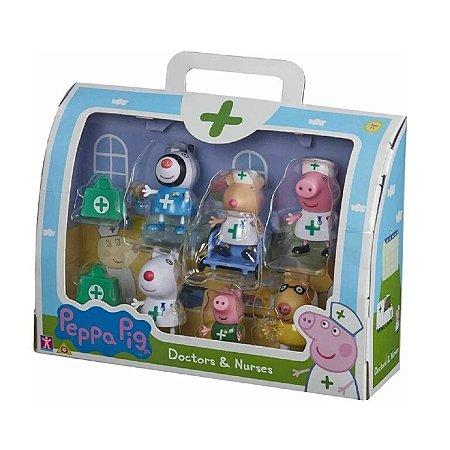 Amigos Médicos e Enfermeiros da Peppa Pig - Sunny