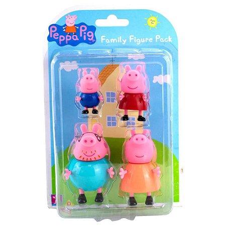 Família da Peppa Pig Família Peppa- Sunny 2301