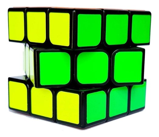 Cubo Mágico Profissional Clássico 3x3 Vip