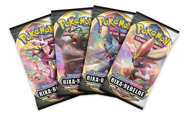 Cartas Pokémon Espada Escudo Rixa Rebelde
