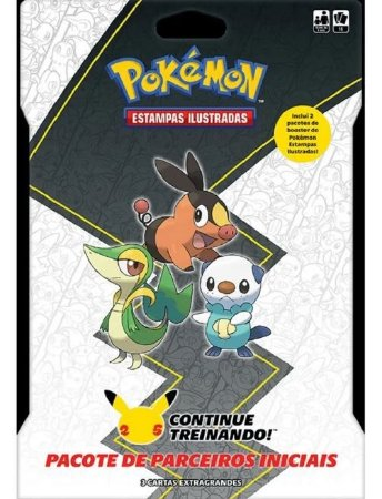 Pokémon Blister Extra Grande Unova 85401 Copag