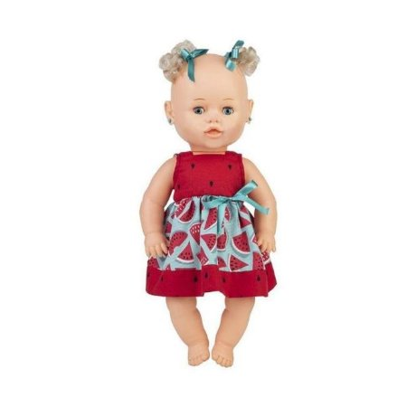 Boneca Bebê Papa Papinha Estrela