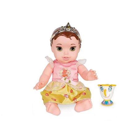 Boneca Baby Bela 30cm com Pet - Mimo 6424