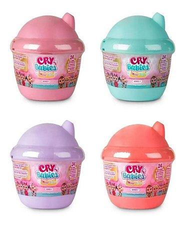 Mini Cry Babies Sortidas Surpresa Que Chora Br981 MultiKids