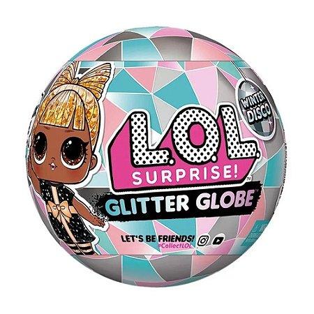 Boneca Lol Surprise Glitter Globe 8937 Candide