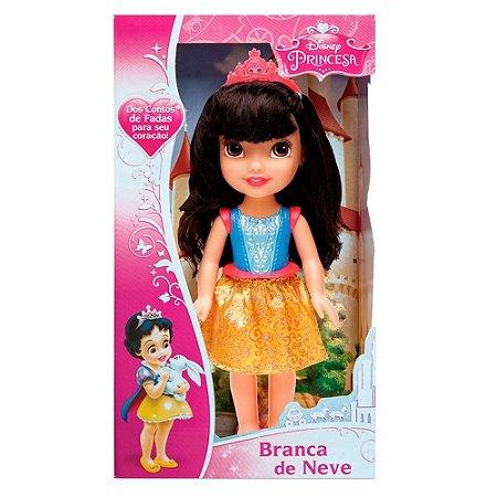 Boneca Minha Primeira Princesa Branca de Neve 6363 Mimo
