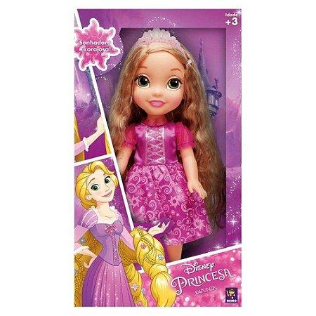 Boneca Minha Primeira Princesa Rapunzel 6364 MIMO