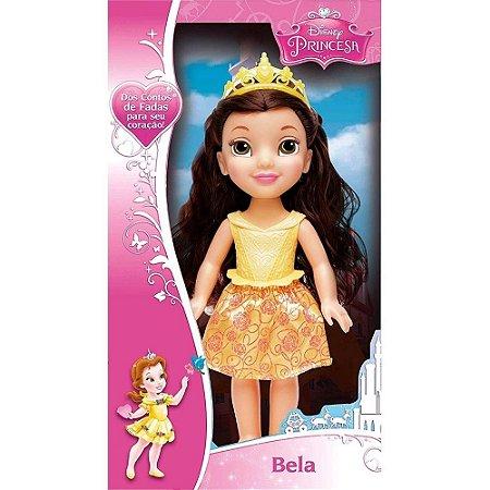 Boneca Minha Primeira Princesa Bela 6365 MIMO