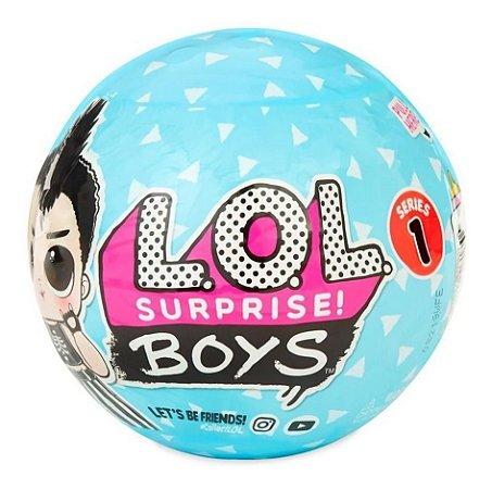 Boneca Boneco Lol - Boys Surprise