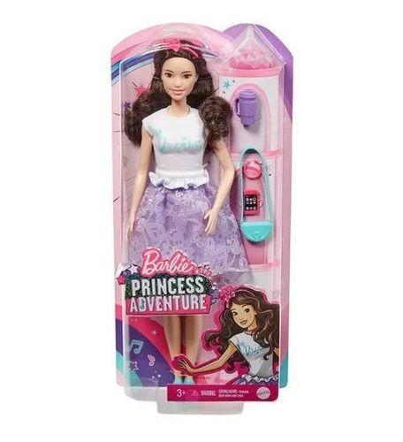 Barbie Aventura De Princesas Renee Mattel Gml71