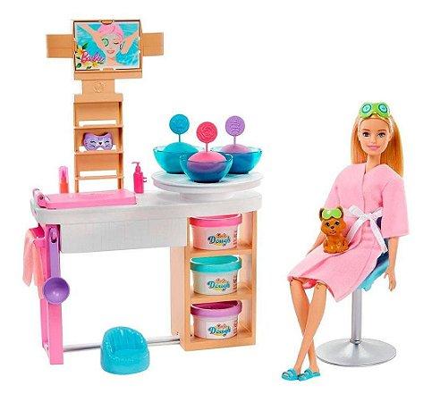 Barbie Spa De Luxo - Mattel Gjr84