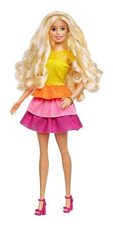 Boneca Barbie Penteado Dos Sonhos Com Acessórios - Mattel