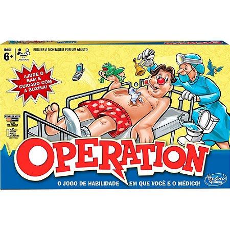 Jogo Operando - Hasbro B2176
