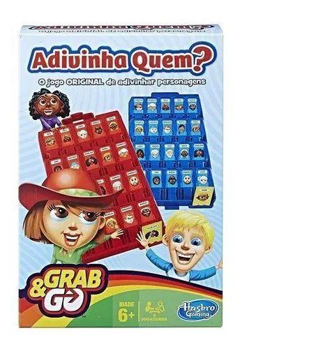 Jogo Adivinha Quem ? - B1204 Hasbro