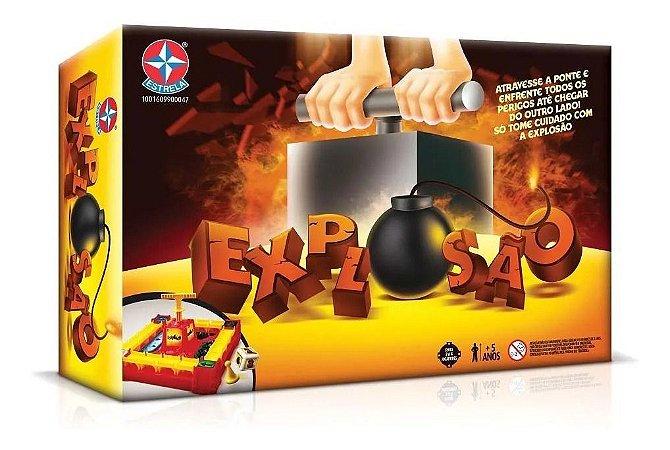 Jogo Explosão - Estrela - 118828