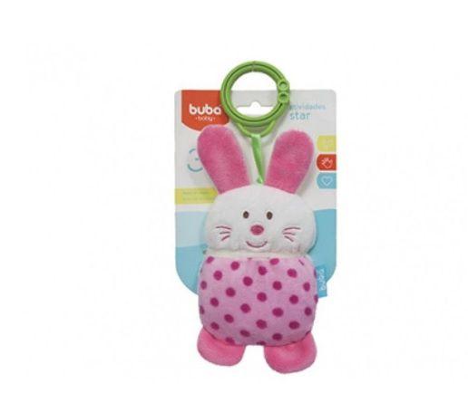 Móbile Atividades Star Rosa - Buba Toys