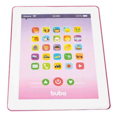 Tablet Pink - Buba 08549