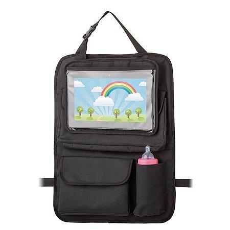 Organizador P/ Carro C/ Case P/ Tablet Store In Watch Bb184