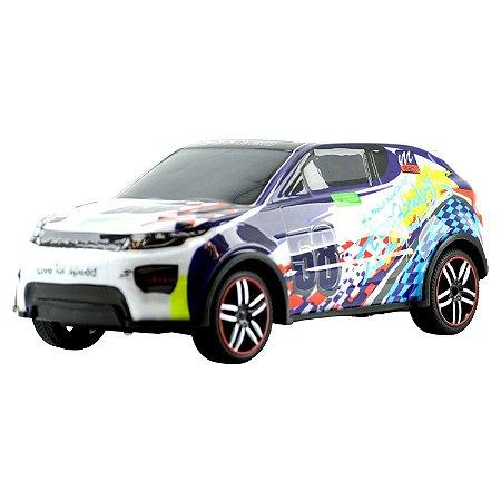 Carro Controle Remoto Recarregável 7 Funções Speed Car CKS