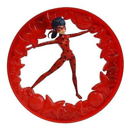 Boneca Articulada - Ladybug Giratória Com Roda - Sunny