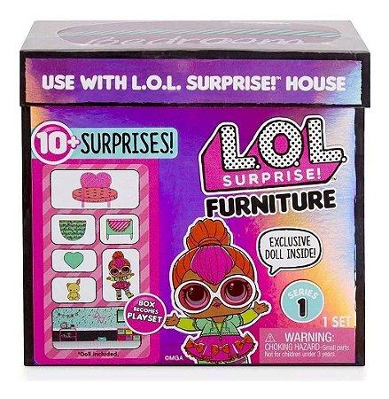 Boneca Surpresa - Lol - Forniture - 10 Surpresas - Candide
