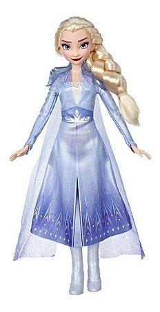 Boneca Disney Frozen 2 - Elsa - Hasbro Original E5514 Disney