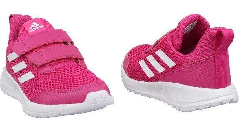 Tênis Infantil adidas Altarun Cf K Rosa