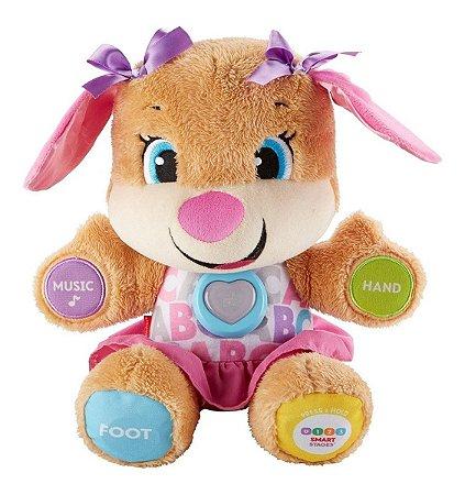 Fisher Price Irmã Do Cachorrinho Aprender E Brincar - Mattel