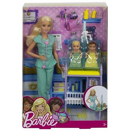 Boneca Barbie You Can Be Sortidas Mattel