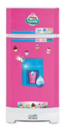 Geladeira Infantil Cupcake Magic Toys - 8055