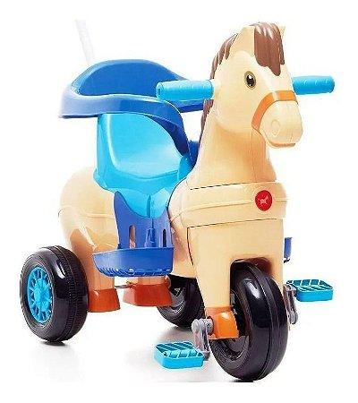Triciclo Cavalo Poto 1011 - Calesita