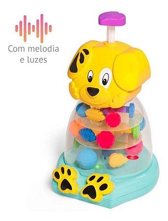 Brinquedo Educativo Pet Mix Cachorro Calesita