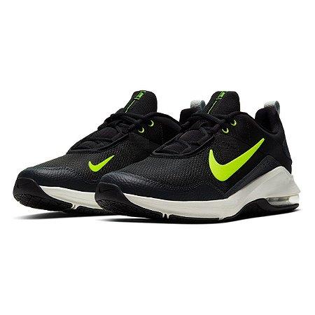 Tênis Nike Preto c/ Chumbo Air Max Alpha Trainer 2 Masculino