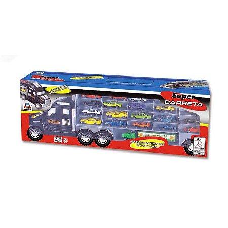 Conjunto Super Carreta 730-2 Braskit