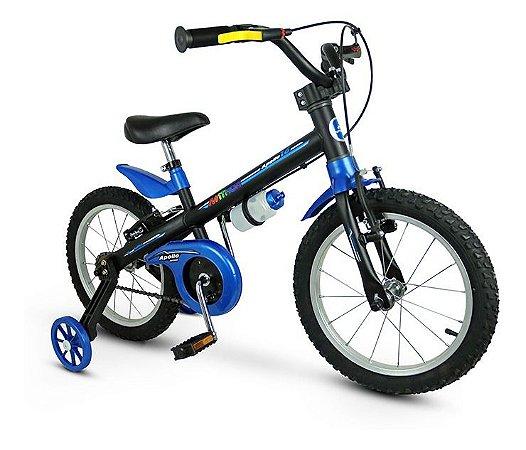 Bicicleta Aro 16 Apollo Nathor