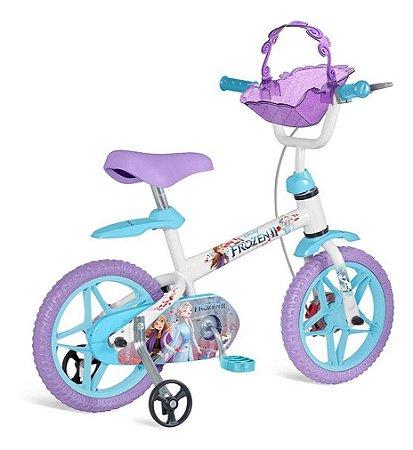 Bicicleta Aro 12 Disney Frozen 2 Bandeirante