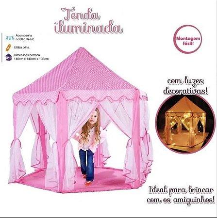 Tenda Infantil C/ Luzes Decorativas DMT5875 Dm Toys